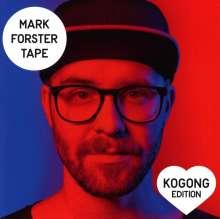 Mark Forster: Tape (Kogong Version), CD
