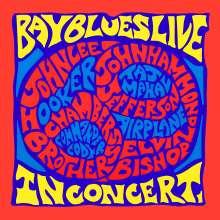 Bay Blues Live / Varous: Bay Blues Live / Varous, CD