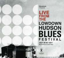 Live From The Lowdown Hudson Blues Festival July 2, CD