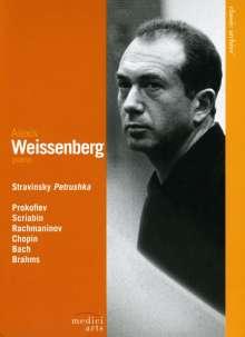 Alexis Weissenberg,Klavier, DVD