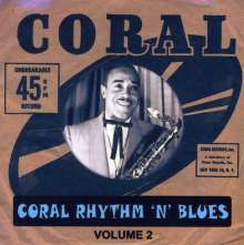 Coral Rhythm N Blues 2 / Various: Vol. 2-Coral Rhythm N Blues, CD
