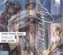 Georg Friedrich Händel (1685-1759): Rinaldo, 3 CDs
