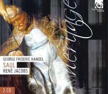 Georg Friedrich Händel (1685-1759): Saul, 2 CDs