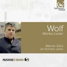 Hugo Wolf (1860-1903): Mörike-Lieder, CD