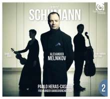 Robert Schumann (1810-1856): Sämtliche Konzerte & Klaviertrios Vol.2, 1 CD und 1 DVD
