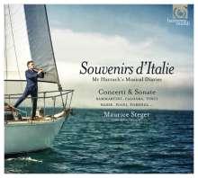 Maurice Steger - Souvenirs d'Italie, CD