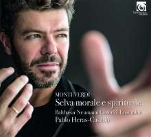 Claudio Monteverdi (1567-1643): Selva morale e spirituale (Ausz.), CD