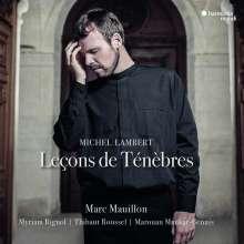 Michel Lambert (1610-1696): Lecons de Tenebres des Mercredi, Jeudi et Vendredi Saints, 2 CDs