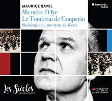 Maurice Ravel (1875-1937): Ma mere l'oye, CD