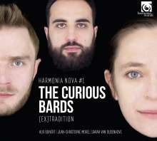 The Curious Bards - (Ex) Tradition, CD
