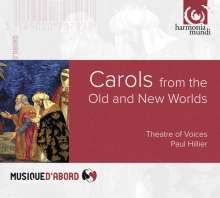 Theatre of Voices - Carols from the Old & New Worlds, CD