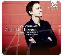Alexandre Tharaud - Voyage En France, 2 CDs