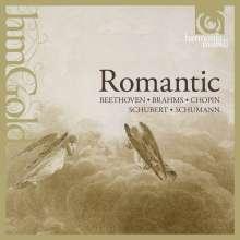 HM Gold-Box - Romantik, 10 CDs