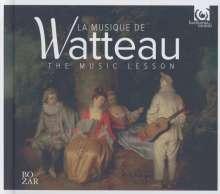 La Musique de Watteau, 2 CDs