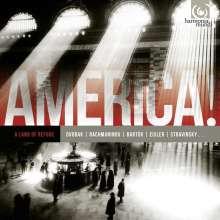 America! Vol.1 - A Land of Refuge, 2 CDs