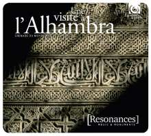 Resonances - Une Visite a l'Alhambra, 2 CDs