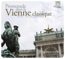 Resonances - Promenade dans la Vienne classique, 2 CDs