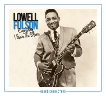 Lowell Fulson: Every Day I Have The Blues, 2 CDs