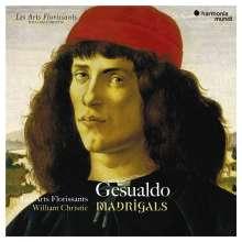 Carlo Gesualdo von Venosa (1566-1613): 17 Madrigale zu 5 Stimmen, CD