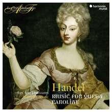 """Georg Friedrich Händel (1685-1759): Funeral Anthem for Queen Caroline """"The Ways of Zion do mourn"""" HWV 264, CD"""