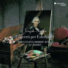 Joseph Haydn (1732-1809): Concerti per Esterhazy, CD