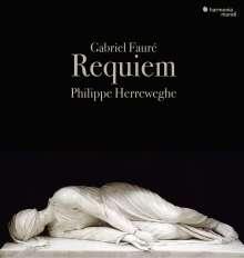Gabriel Faure (1845-1924): Requiem op.48 (180g), LP