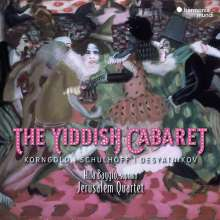 Jerusalem Quartet - The Yiddish Cabaret, CD