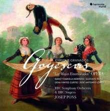 Enrique Granados (1867-1916): Goyescas (Oper), CD