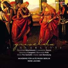 Alessandro Scarlatti (1660-1725): Griselda, 3 CDs