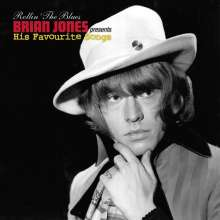 Rollin' The Blues: Brian Jones Presents His Favourite Songs, 3 CDs