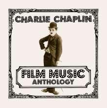 Filmmusik Sampler: Filmmusik: Charlie Chaplin Film Music Anthology, 2 CDs