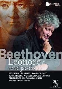 """Ludwig van Beethoven (1770-1827): Leonore (Urfassung von """"Fidelio"""") (Deluxe-Ausgabe), 2 CDs"""