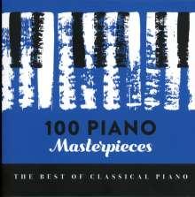 100 Piano Masterpieces, 6 CDs