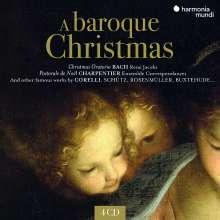 A Baroque Christmas (harmonia mundi france), 4 CDs