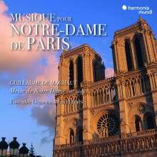 Guillaume de Machaut (1300-1377): Messe de Notre Dame, CD