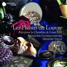 Les Plaisirs du Louvre - Airs pour la Chambre de Louis XIII, CD