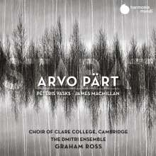Arvo Pärt (geb. 1935): Stabat Mater, CD