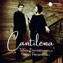 Tabea Zimmermann - Cantilena, CD