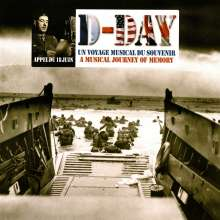 Filmmusik: D-Day: A Musical Journey Of Memory, 2 LPs