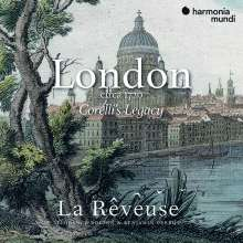 London Circa 1720 - Corelli's Legacy, CD