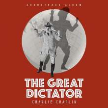 Charles (Charlie) Chaplin (1889-1977): Filmmusik: The Great Dictator (remastered) (180g) (Limited Deluxe Edition) (mono) (+Book), LP