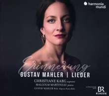 Gustav Mahler (1860-1911): Des Knaben Wunderhorn (Klavierfassung), CD