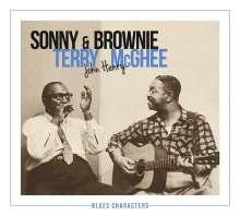 Sonny Terry & Brownie McGhee: John Henry (Blues Characters), 2 CDs