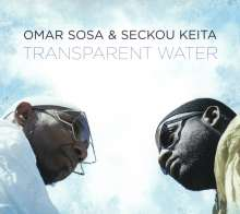Omar Sosa & Seckou Keita: Transparent Water, CD