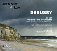 Claude Debussy (1862-1918): Orchestersuite Nr.1, CD