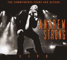 Andrew Strong: The Commitment Years And Beyond, CD