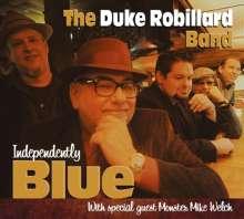 Duke Robillard: Independently Blue, CD