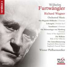 Richard Wagner (1813-1883): Orchesterstücke, Super Audio CD