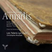 Jean-Baptiste Lully (1632-1687): Amadis, 3 CDs
