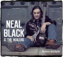 Neal Black: Before Daylight, CD